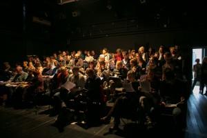Publika, &TD